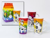 Becher Set Look Back Rainbow 3-Tlg.